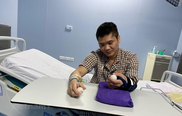 Successful year for Vietnam's organ transplant activities hinh anh 1