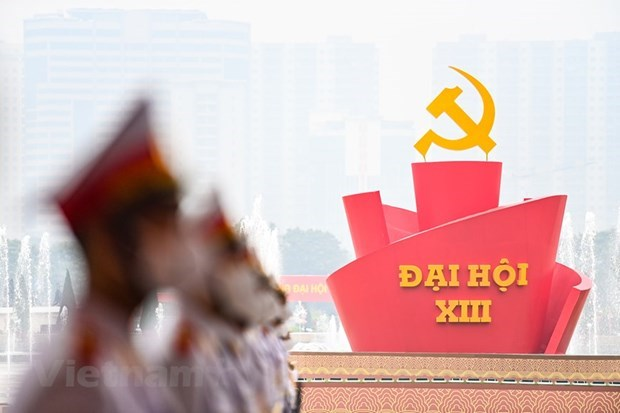 Indian politician hails CPV as true representative of Vietnamese nation hinh anh 1