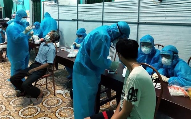 COVID-19: 50 new local infections recorded in 12 hours hinh anh 1