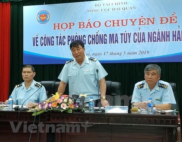 Drug transported to Vietnam from Golden Triangle tends to increase hinh anh 2