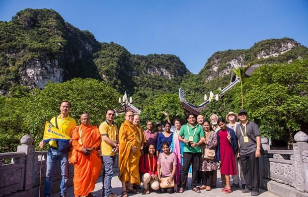 2019 UN Day of Vesak: Int'l delegates explore Vietnam's beauty hinh anh 1