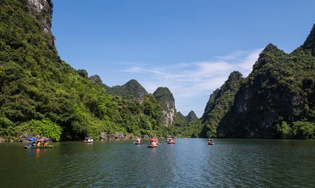 2019 UN Day of Vesak: Int'l delegates explore Vietnam's beauty hinh anh 3
