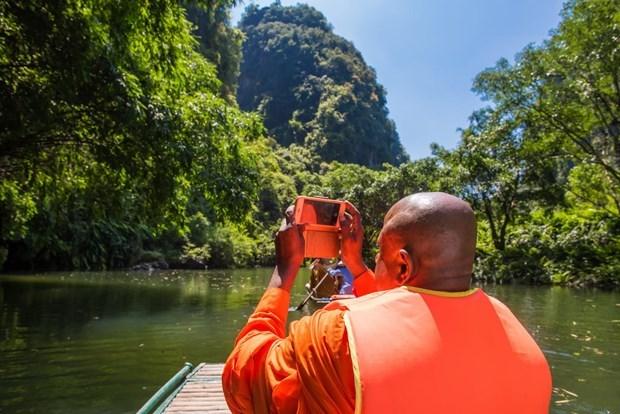 2019 UN Day of Vesak: Int'l delegates explore Vietnam's beauty hinh anh 4