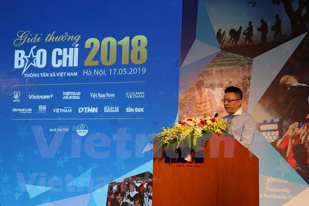VNA Press Awards: finding solutions for pressing issues hinh anh 2