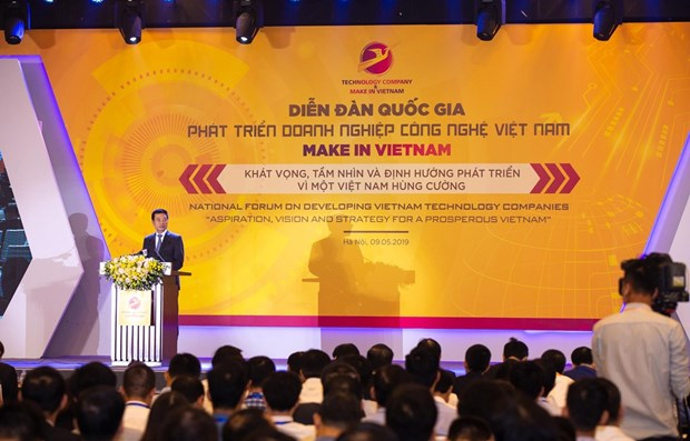 'Make in Vietnam' to help Vietnam prosper hinh anh 1