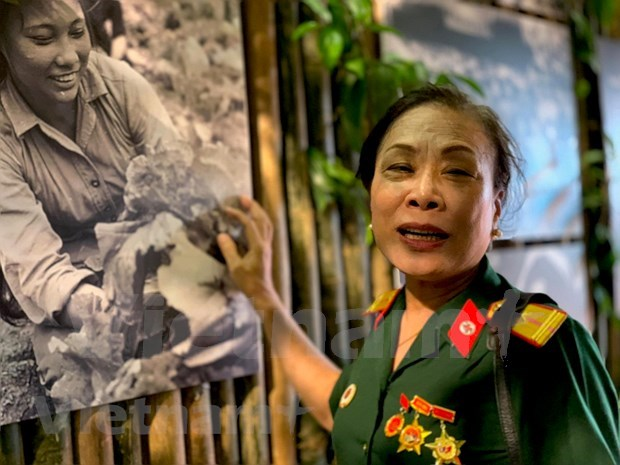 Legendary Truong Son trail: untold stories of female soldiers hinh anh 2