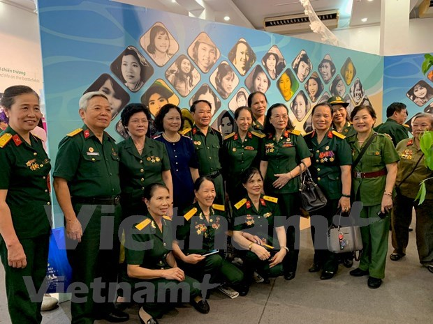 Legendary Truong Son trail: untold stories of female soldiers hinh anh 3