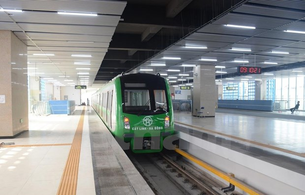 15-20 percent of residents expected to travel by urban railway hinh anh 1