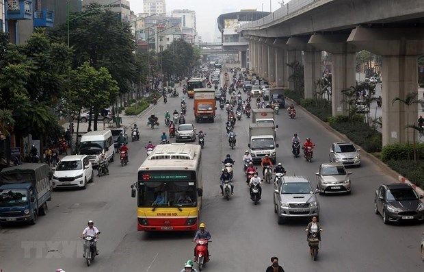 15-20 percent of residents expected to travel by urban railway hinh anh 2