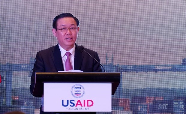 USAID-funded trade facilitation project launched hinh anh 2