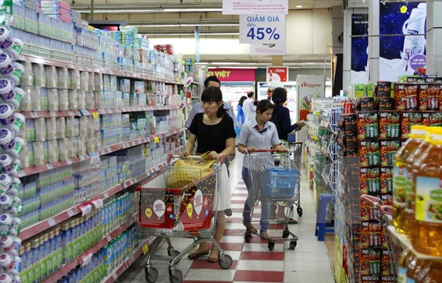 Price increases drive July CPI up 0.18 percent hinh anh 1