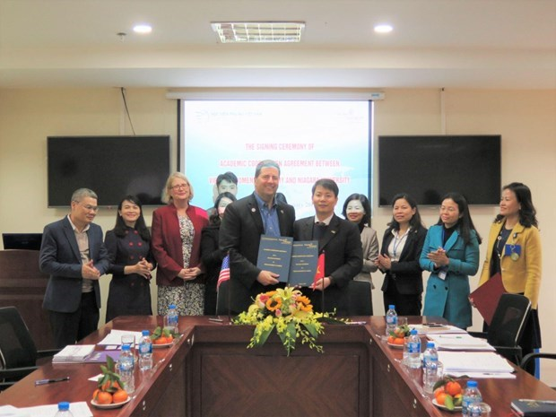 Vietnam sponsored to improve capacity to promote gender equality hinh anh 3