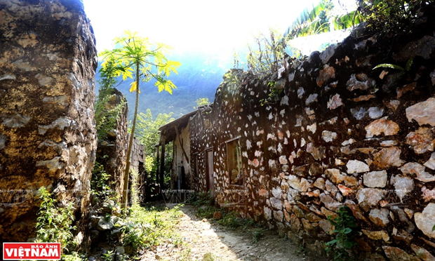 Khuoi Ky – unique rock village in Cao Bang hinh anh 1