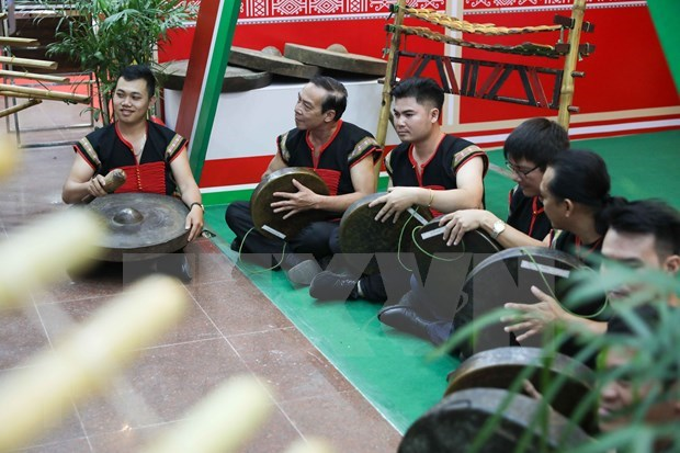 Efforts put into gong culture preservation of Central Highlands hinh anh 1