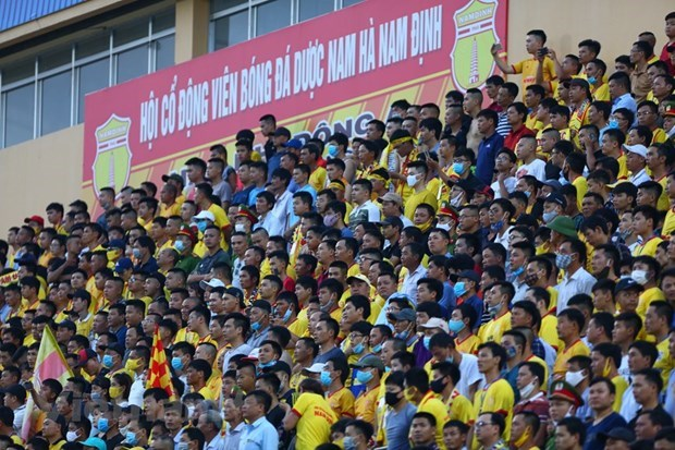What did int'l media say about the return of Vietnamese football? hinh anh 2