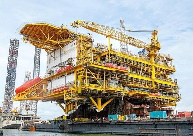 PTSC M&C affirms Vietnam's marine mechanical engineering brand hinh anh 1