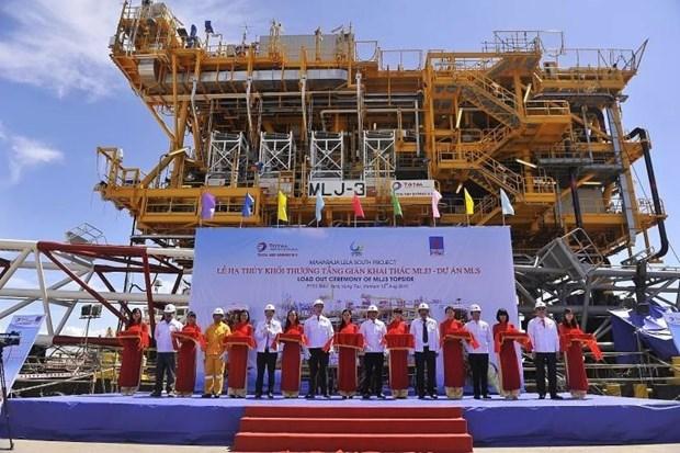 PTSC M&C affirms Vietnam's marine mechanical engineering brand hinh anh 2