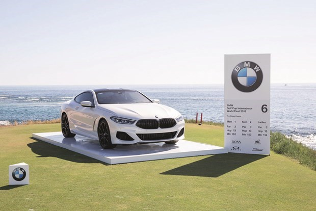 Tournament to find first Vietnamese attending BMW Golf Cup World Final hinh anh 2