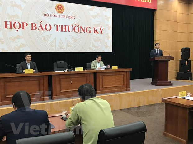VN's import-export turnover expected to surpass 500 bln USD in 2019 hinh anh 1