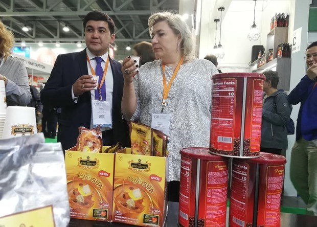 Vietnam's food and beverage market attractive to foreign businesses hinh anh 1