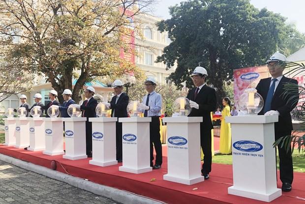 SaVipharm kicks off construction of high-tech R&D centre hinh anh 1