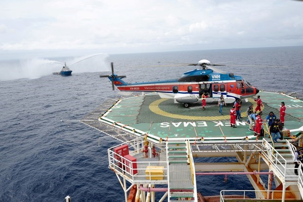 PetroVietnam: 45 years of performing oil exploration mission hinh anh 2
