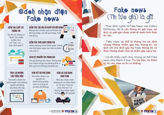 Vietnam News Agency's anti-fake news project wins int'l press prize hinh anh 1