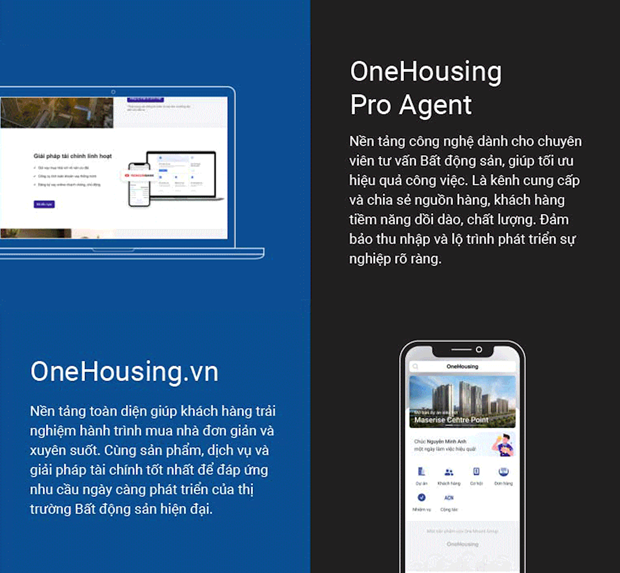 One Mount Group launches comprehensive proptech platform: OneHousing hinh anh 3