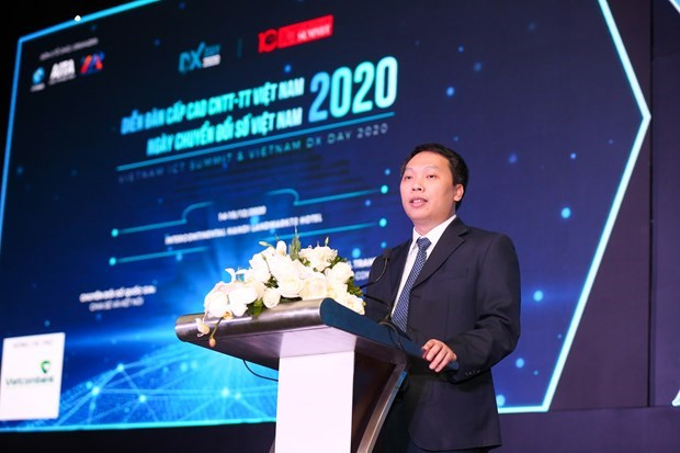 DX Day Vietnam 2020: Sharing and connectivity in digital transformation hinh anh 2
