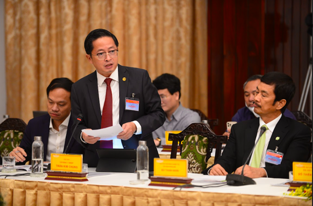 C.T Group Chairman: Investment should focus on young generation hinh anh 1