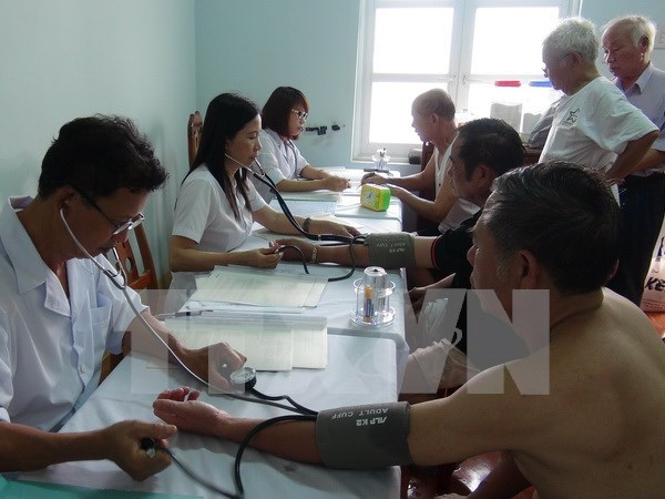 Efforts made to care for AO victims hinh anh 1