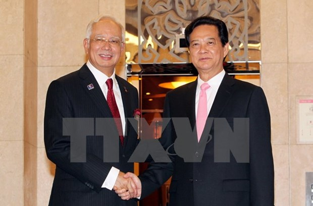Vietnam-Malaysia joint statement on strategic partnership hinh anh 1