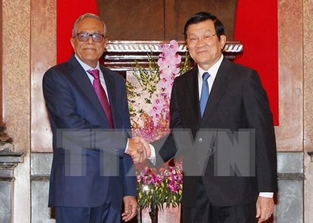 Myriad of cooperation attainments await Vietnam, Bangladesh: leaders hinh anh 1