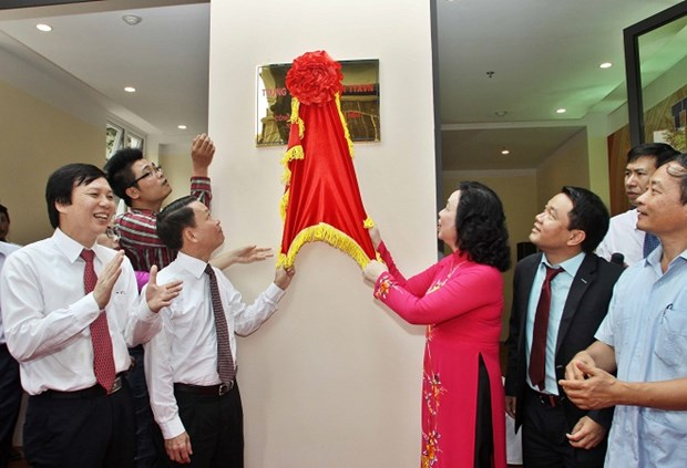 Vietnam News Agency inaugurates information centre in Hanoi hinh anh 1