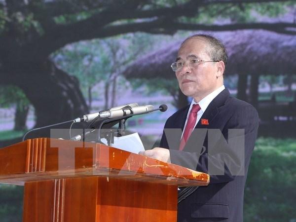 Tuyen Quang meeting marks 70th anniversary of Tan Trao Congress hinh anh 1