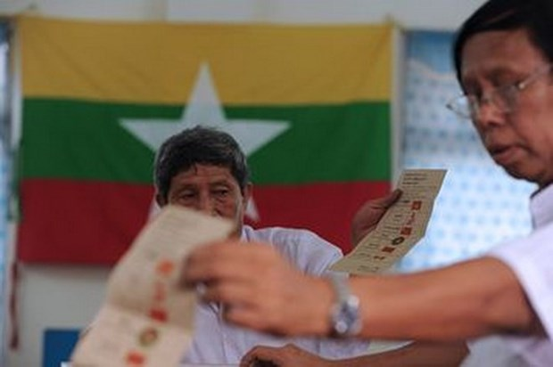 Myanmar: political parties allowed to campaign on national TV hinh anh 1