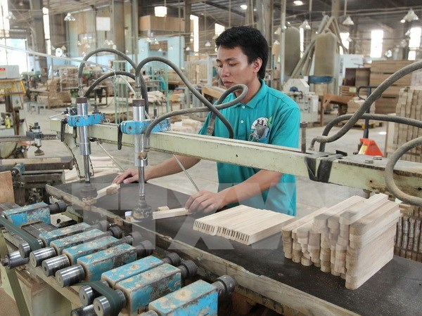 Over 1-trillion-VND MDF factory built in Bac Kan hinh anh 1
