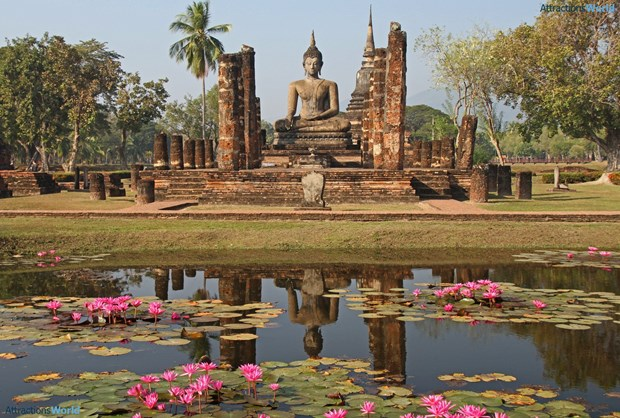 Sukhothai Historical Park to become Thailand's first 'low-carbon' park hinh anh 1