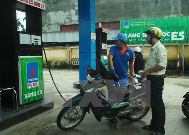 Ministry requests continuous supply of ethanol for E5 biofuel hinh anh 1