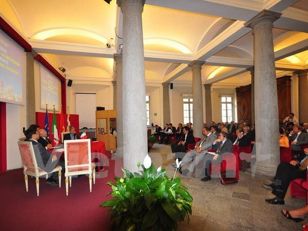 Ho Chi Minh City woos Italian businesses hinh anh 1