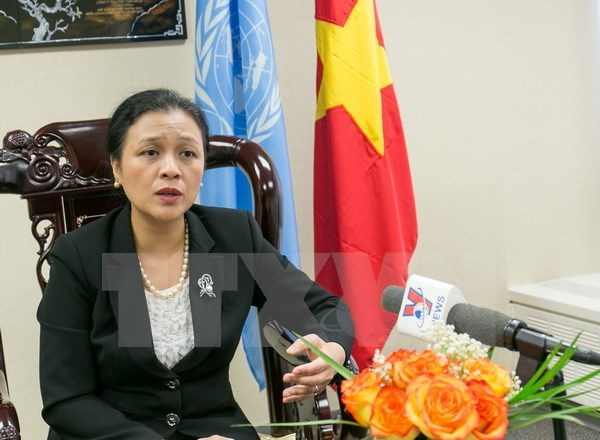Vietnam continues enhancing role in United Nations hinh anh 1