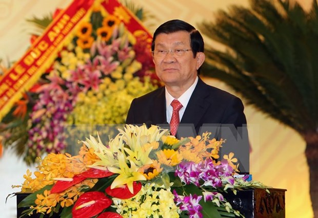Thanh Hoa should optimise strength of industrial parks: President hinh anh 1
