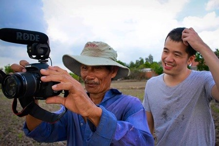 Vietnamese farmer filmmakers among top 10 at YouFarm competition hinh anh 1