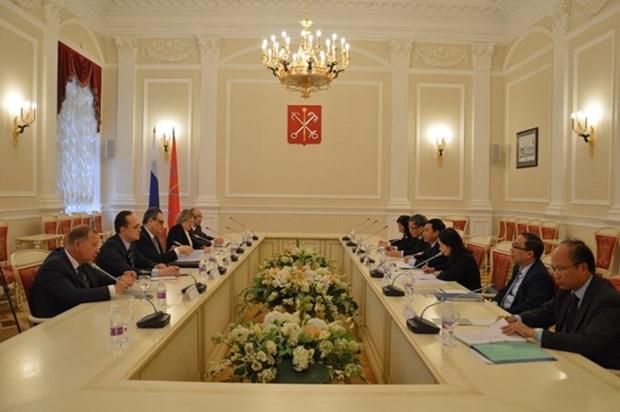 Vietnam, Russia convene eighth annual strategic dialogue hinh anh 1