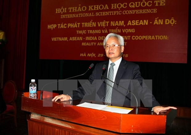 Prospect of Vietnam, ASEAN-India ties takes centre stage at seminar hinh anh 1