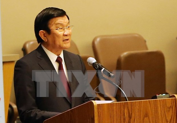 President attends UN Peace Keeping Summit hinh anh 1