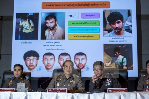 Malaysia: Police search for more Bangkok bombings suspects hinh anh 1