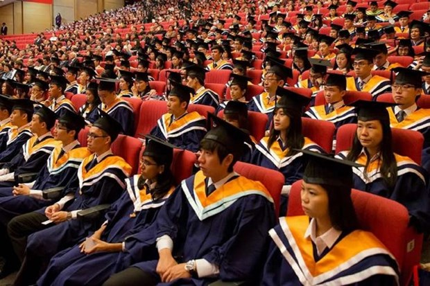 Singapore's National University tops Asia rankings hinh anh 1