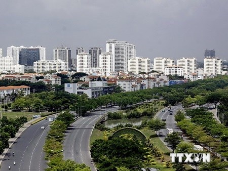 Foreign funds move into property market hinh anh 1