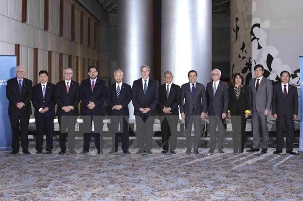 TPP negotiations concluded hinh anh 1